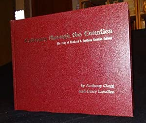 CATENARY THROUGH THE COUNTIES The Story of Montreal & Southern Counties Railway: Anthony Clegg ...