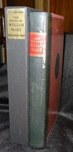 THE POEMS OF WILLIAM BLAKE: William Blake