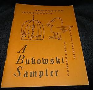 A BUKOWSKI SAMPLER: Charles Bukowski