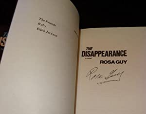 THE DISAPPEARANCE: Guy, Rosa