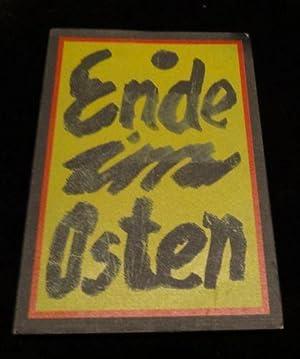ENDE IM OSTEN: A. R. Penck