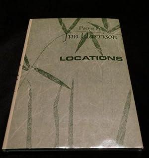 LOCATIONS: Jim Harrison