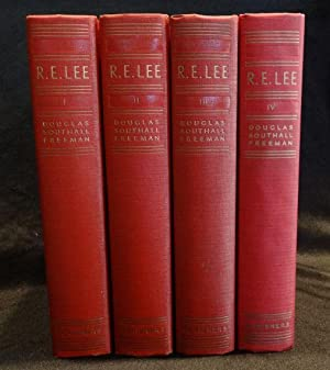 R. E. LEE (Four Volumes)