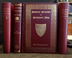 HISTORICAL MEMORIALS OF CANTERBURY (Two Volumes): Arthur Penrhyn Stanley