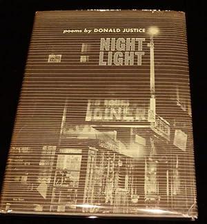 NIGHT LIGHT: Donald Justice