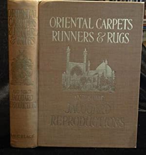 ORIENTAL CARPETS RUNNERS AND RUGS AND SOME JACQUARD REPRODUCTIONS: Sydney Humphries