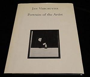 Jan Vercruysse: Portraits of the Artist: Tazzi, Pier Luigi