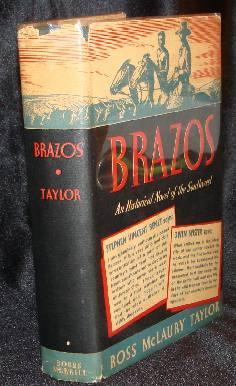 BRAZOS: Ross McLaury Taylor