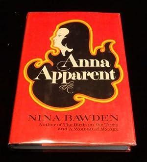 ANNA APPARENT: Nina Bawden