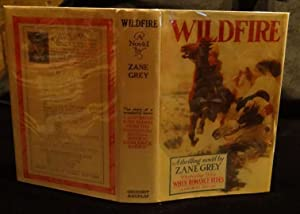 WILDFIRE (Photoplay Edition): Zane Grey