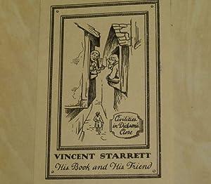 THE LONDON ADVENTURE (Vincent Starrett's Copy): Arthur Machen