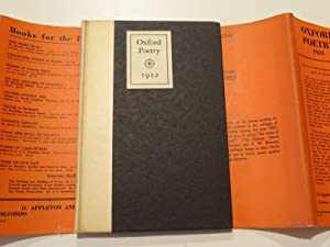OXFORD POETRY 1923