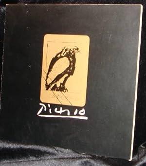 HISTOIRE NATURELLE DE BUFFON - PICASSO - 31 cancelled original copper plates