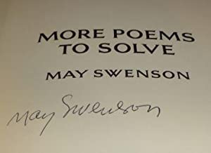 MORE POEMS TO SOLVE: Mary Swenson