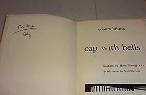 CAP WITH BELLS: Coburn Britton