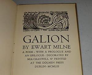 GALION: Ewart Milne