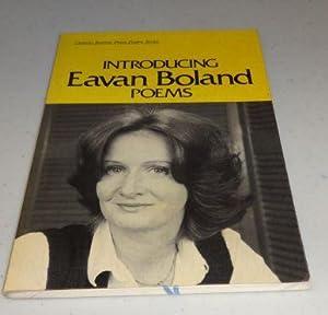 Introducing Eavan Boland (Ontario Review Press Poetry: Boland, Eavan