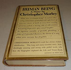HUMAN BEING: Christopher Morley