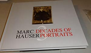 3 DECADES OF PORTRAITS: Marc Hauser