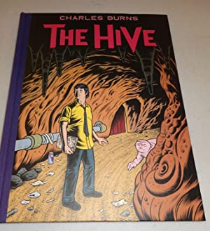 The Hive (SIGNED): Burns, Charles