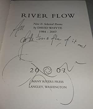 River Flow: New & Selected Poems 1984-2007: David Whyte