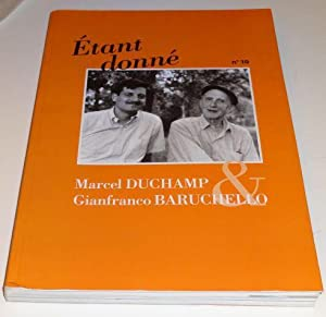 ETANT DONNE No 10 Marcel Duchamp & Gianfranco Baruchello
