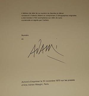 ADAMI: VALERIO ADAMI