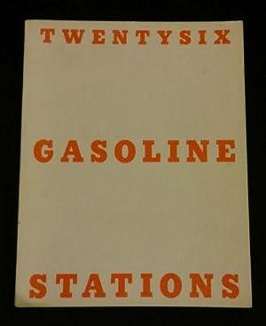 TWENTYSIX GASOLINE STATIONS: Edward Ruscha