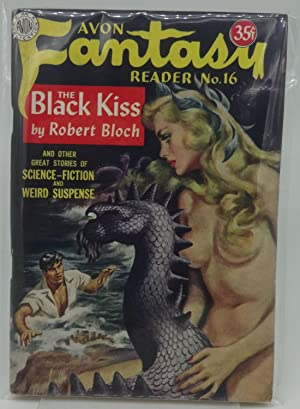 AVON FANTASY READER NO. 16 The Black: Edited by Donald