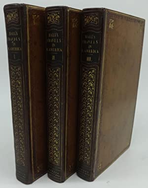 TRAVELS IN NORTH AMERICA (Three Volumes)