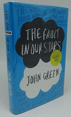 THE FAULT IN OUR STARS (SIGNED): John Green
