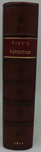 AN ACCOUNT OF EXPEDITIONS TO SOURCES OF THE MISSISSIPPI AND THROUGH THE WESTERN PARTS OF LOUISIAN...