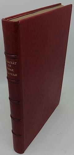 THE RUBAIYAT OF OMAR KHAYYAM: Edward Fitzgerald with