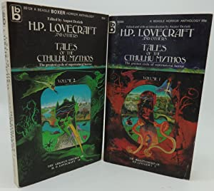 TALES OF THE CTHULHU MYTHOS (Two Volumes)