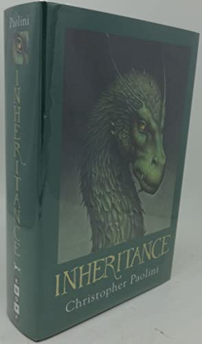 INHERITANCE or THE VAULT OF SOULS (Book Four)