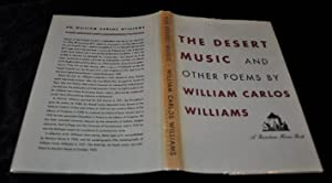 THE DESERT MUSIC AND OTHER POEMS: William Carlos Williams