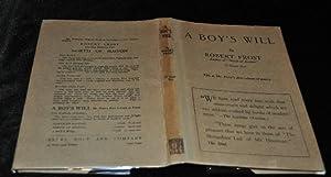 A BOY'S WILL: Robert Frost