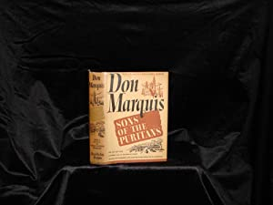 SONS OF THE PURITANS: Don Marquis