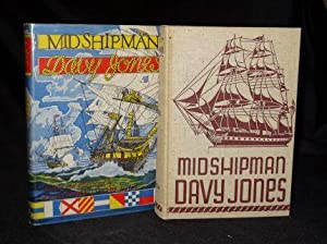 MIDSHIPMAN DAVY JONES: Raymond J. Toner