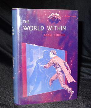 THE WORLD WITHIN: Adam Lukens