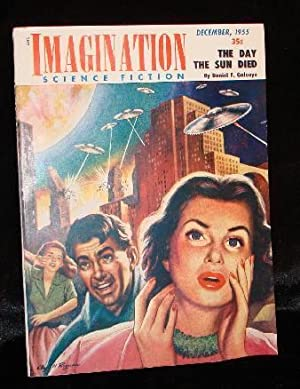 IMAGINATION SCIENCE FICTION: Galouye, Daniel F.