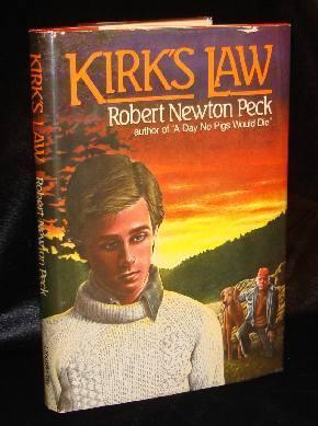 Kirk's Law: Peck, Robert Newton