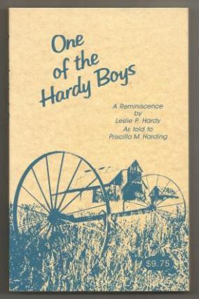 ONE OF THE HARDY BOYS: Hardy, Leslie P.
