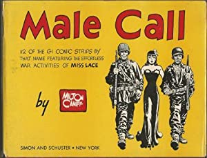 MALE CALL, 112 of the GI Comic: CANIFF, MILTON.
