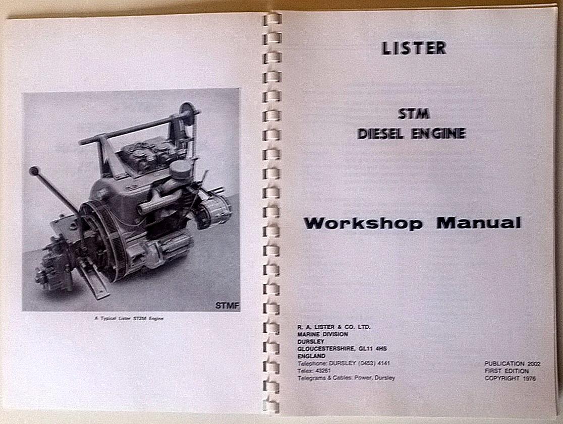 Lister stm marine propulsion diesel engine 1 2 3 cylinder lister stm marine propulsion diesel engine 1 2 3 cylinder workshop swarovskicordoba Gallery