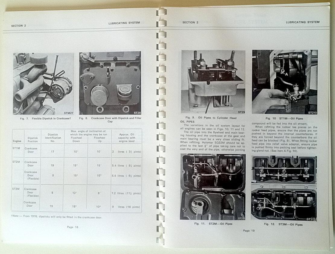 Lister Stm Marine Propulsion Diesel Engine  1