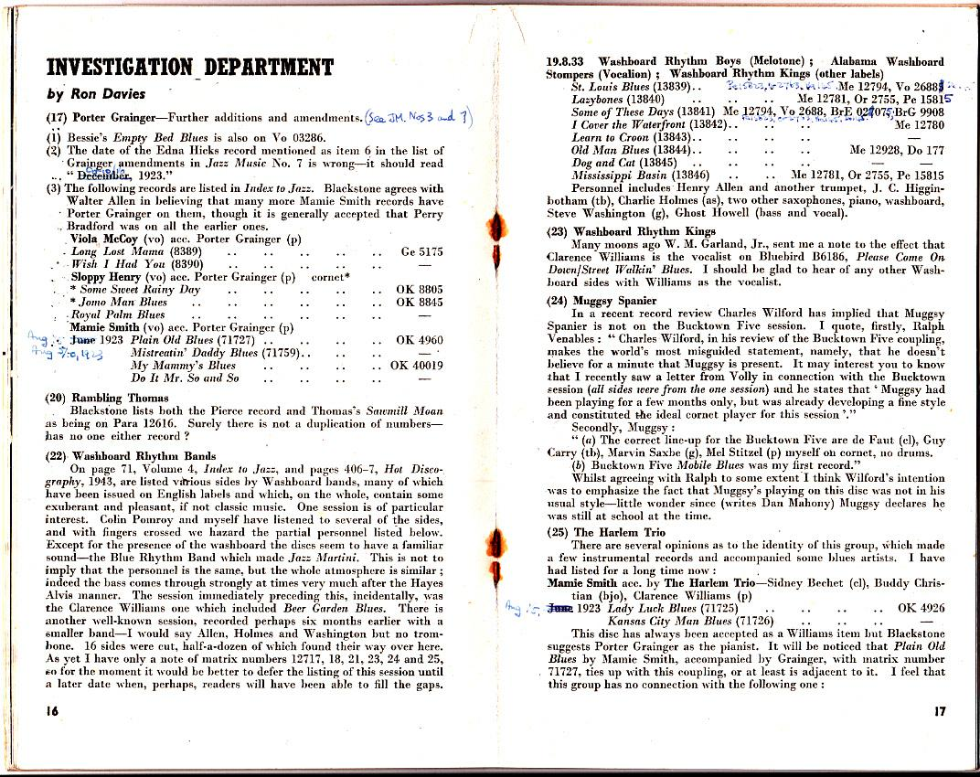 JAZZ MUSIC: Volume 3, No  8, 1948 (Jazz