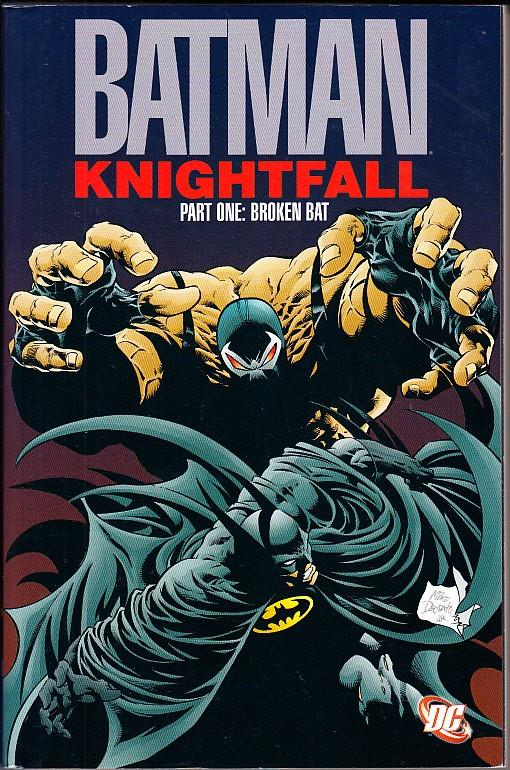 Batman: Knightfall, Part 1: Broken Bat (DC