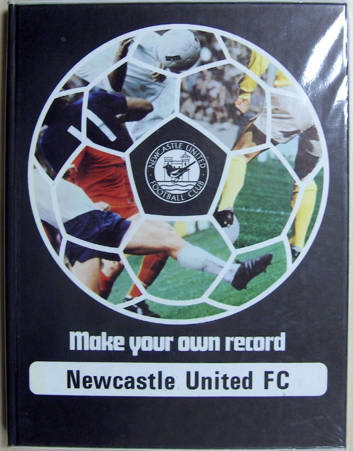 Make your own record: Newcastle United FC Newcastle United FC