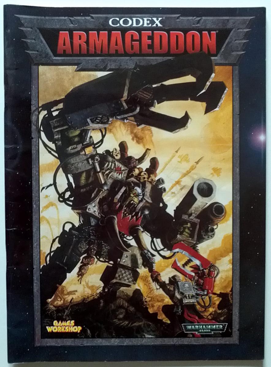 CODEX ARMAGEDDON: WARHAMMER 40,000 (RULEBOOK
